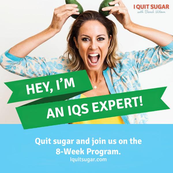 I am an IQS expert logo